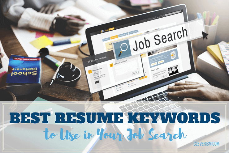Best Resume Keywords to Use in Your Job Search