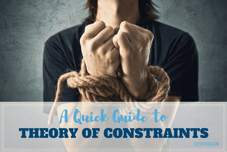 A Quick Guide to Theory of Constraints