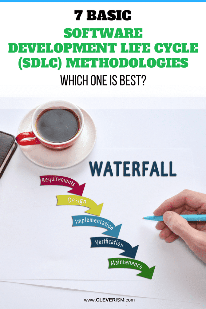 7 Basic Software Development Life Cycle (SDLC) Methodologies: Which One is Best?