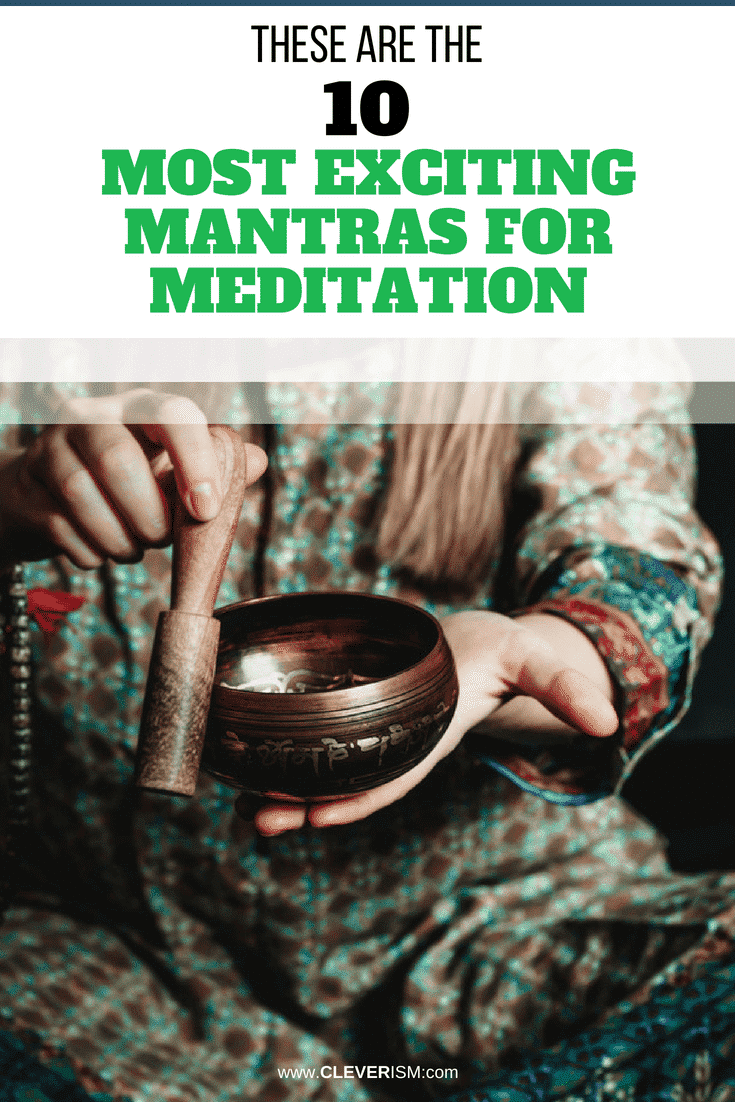 These Are The 10 Most Exciting Mantras For Meditation - #Mantras #MostExcitingMantras #MantrasForMeditation #Meditation