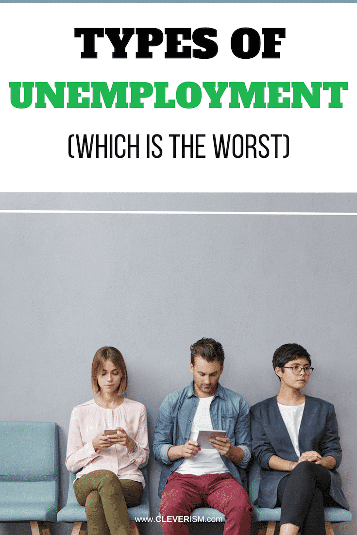 Types of Unemployment (Which Is the Worst) - #TypesOfUnemployment #Unemployment #Cleverism