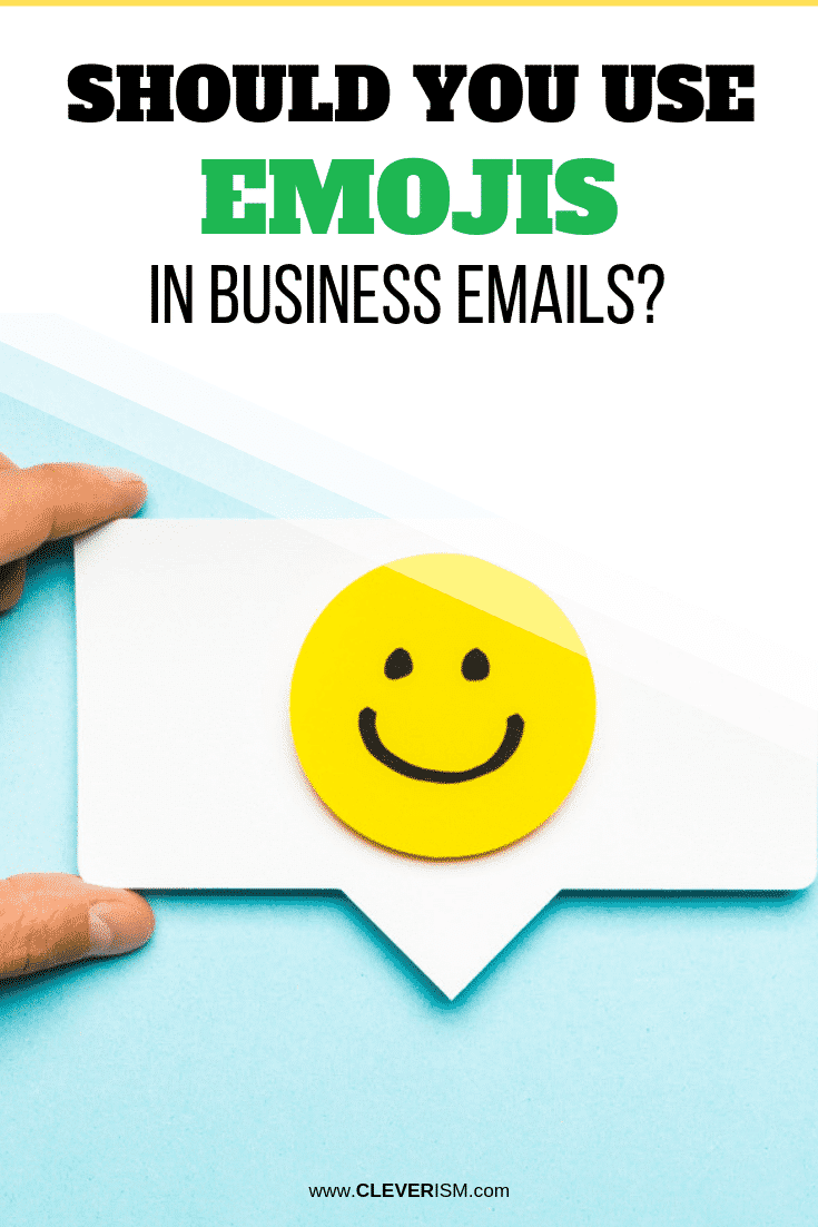 Should You Use Emojis In Business Emails? - #Emojis #BusinessEmail #UsingEmojisInBusinessEmail #Cleverism