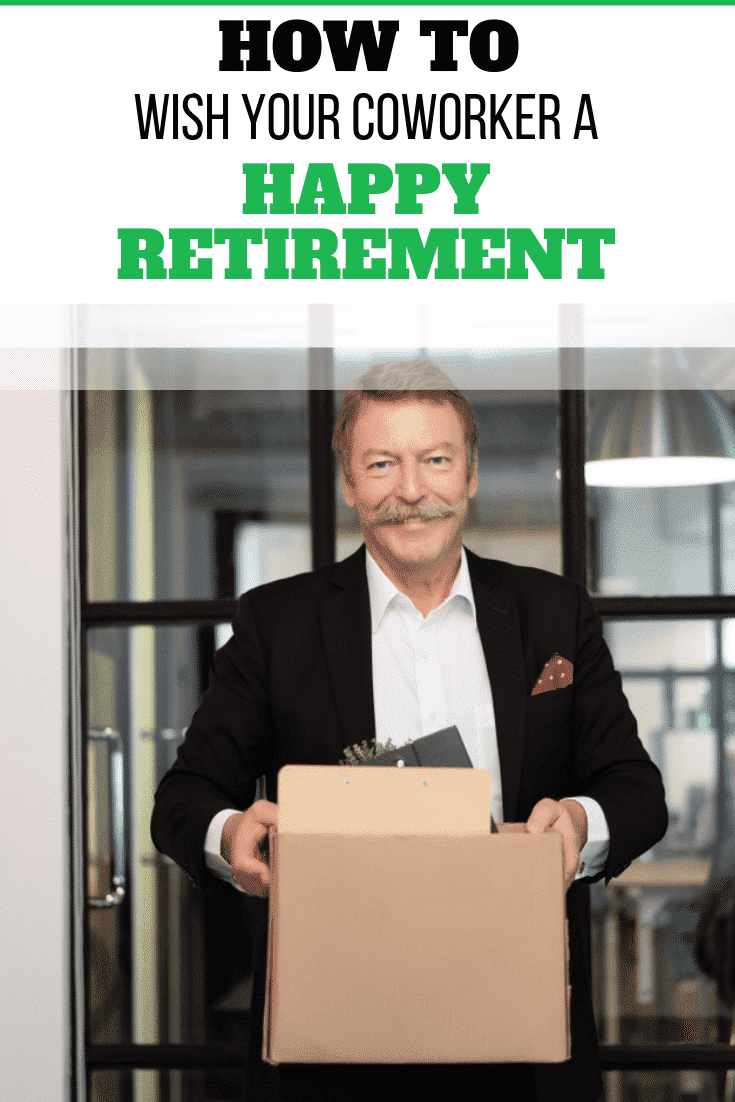 How to Wish Your Coworker a Happy Retirement - #HappyRetirement #Retirement #Cleverism