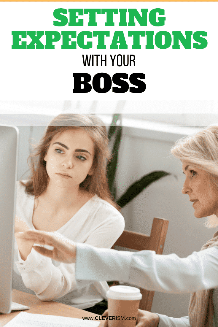 Setting Expectations With Your Boss - #SettingExpectations #ManagingExpectationsWithYourBoss #Job #Cleverism