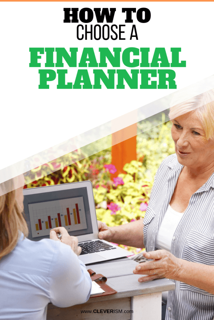 How to Choose a Financial Planner