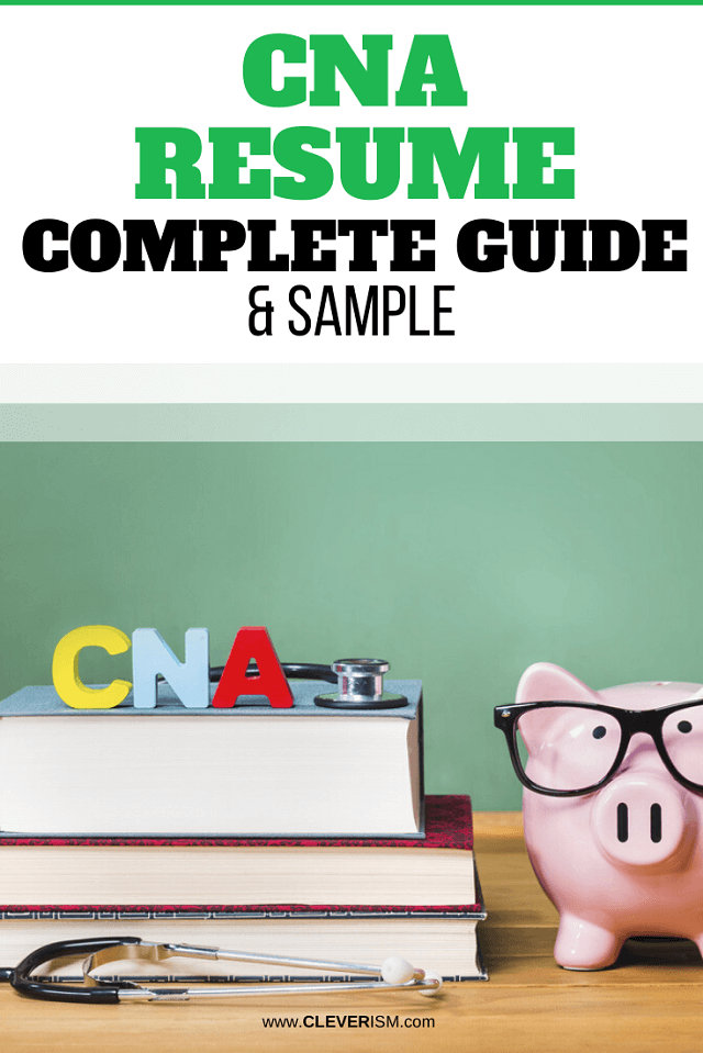 CNA Resume: Examples, Template & Tips | Cleverism