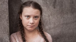 Thunberg says only 'eight years left' to avert 1.5°C warming