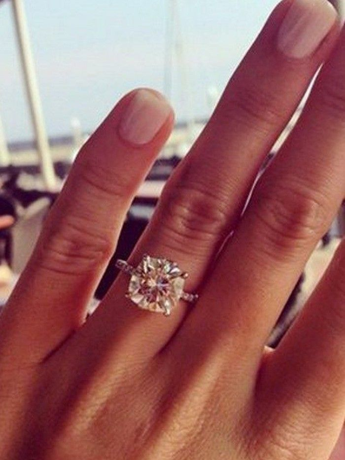 Engagement Ring Photos That Blew Up On Pinterest Who