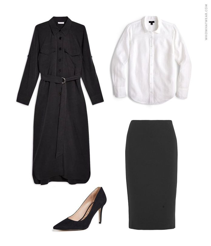 Why You Only Need 10 Work Outfits—Seriously