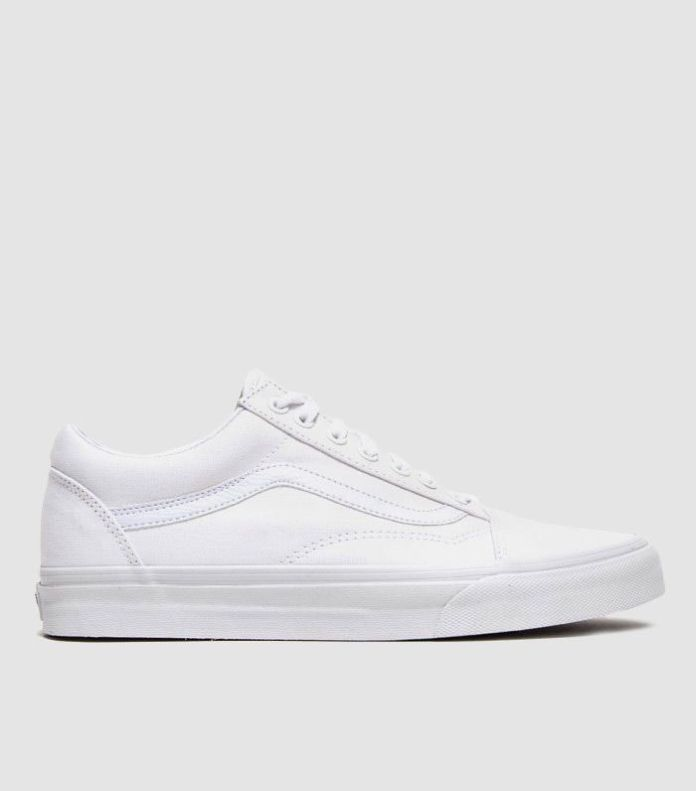 How to Clean White Vans in 4 Steps