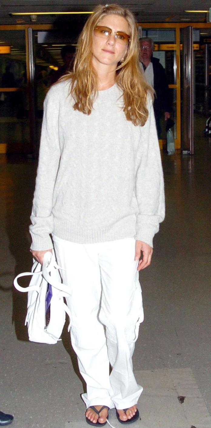 Jennifer Aniston: Making Flip-Flops Look Chic Since '99