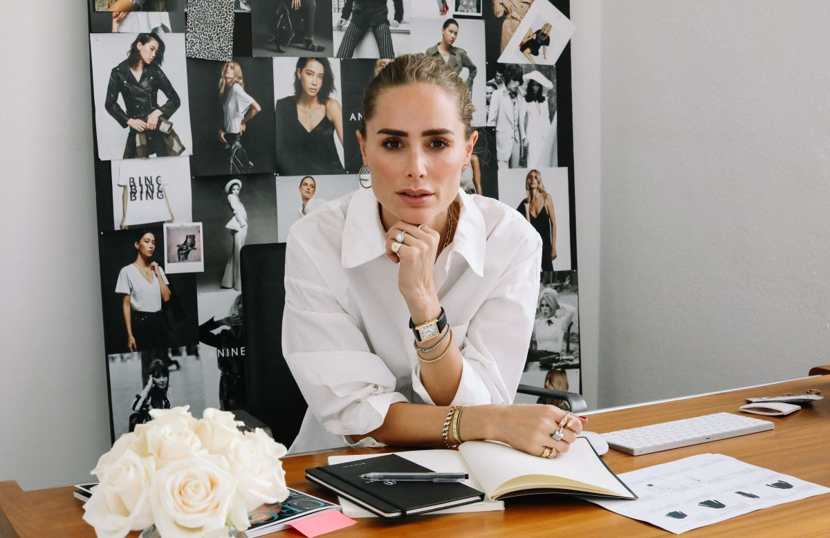 Anine Bing on Her Career Highs (and How She Celebrates With Natural Diamonds)
