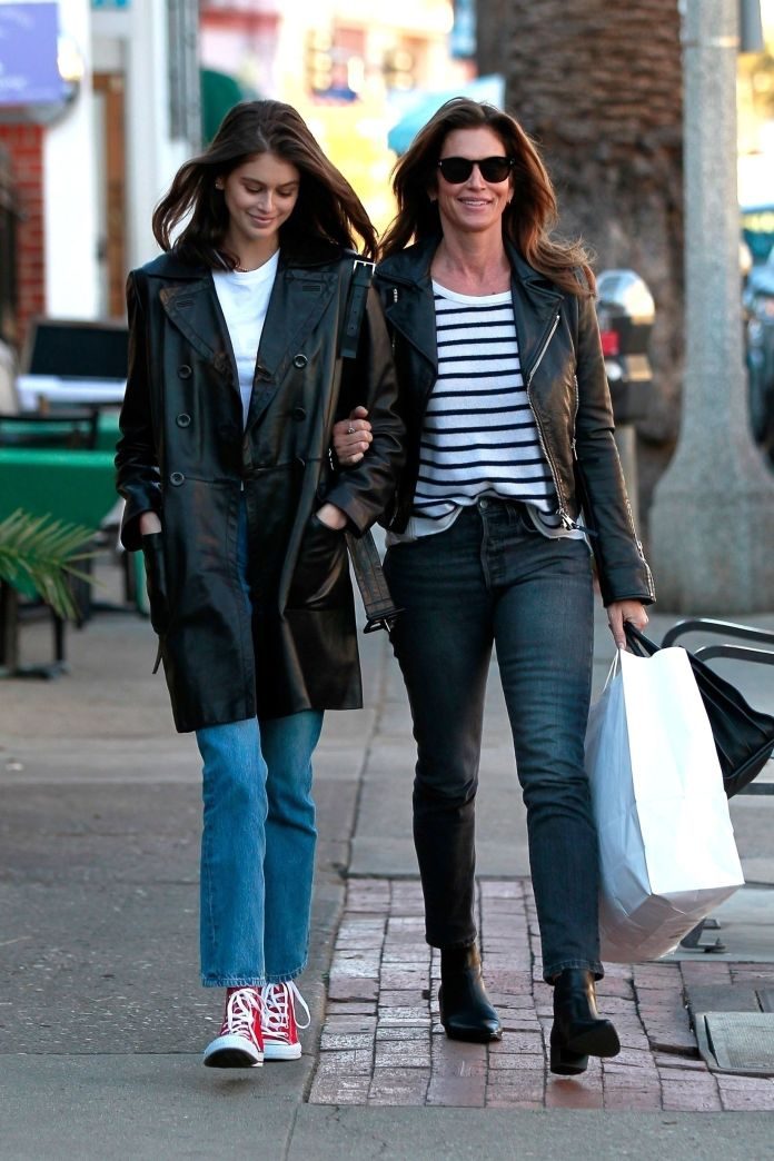 3 Trends Kaia Gerber and Cindy Crawford Both Wear