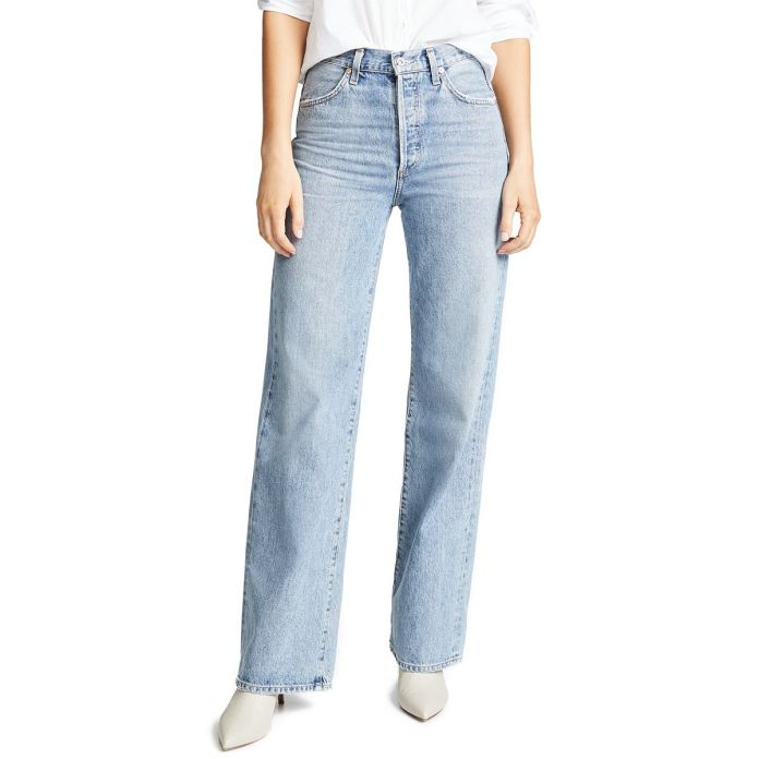 """18 Pairs of """"Boring"""" Jeans We're Buying Before September 23"""