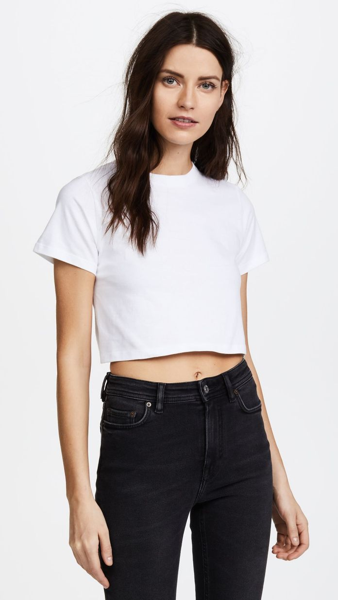 6 Plain White Tees With Cult Followings in Hollywood
