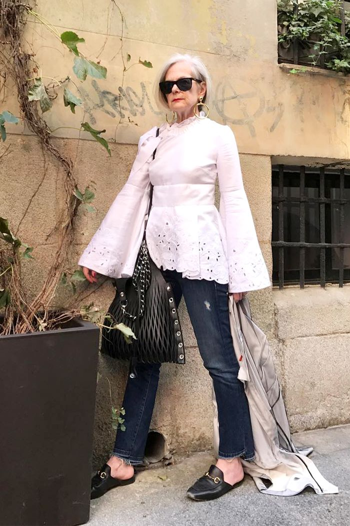 Style Wise The 7 Best Fashion Blogs For Older Style Who