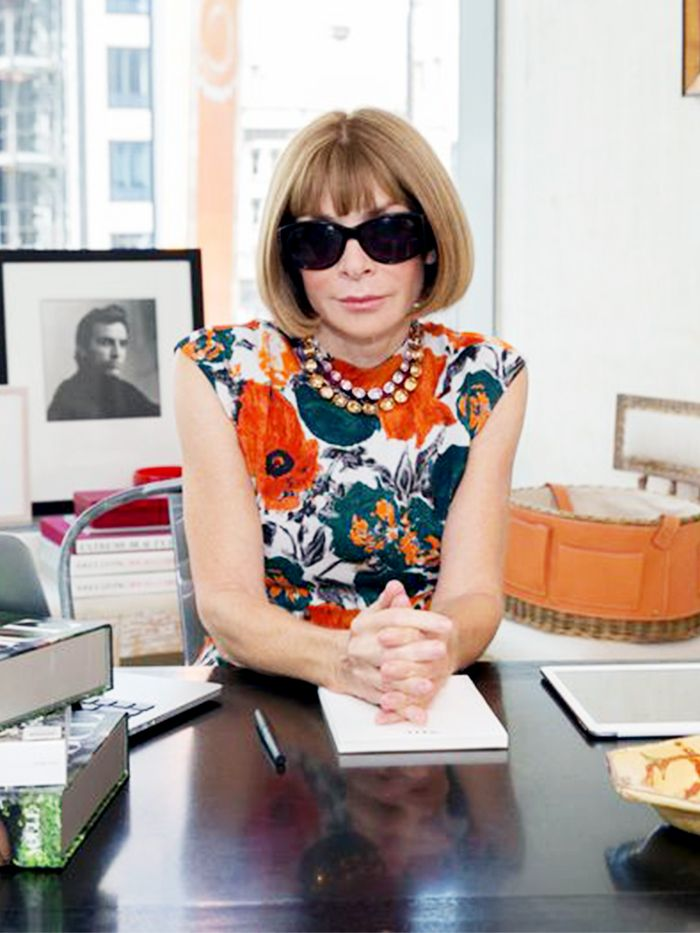 Exclusive Anna Wintour Reveals 73 Things You Didnt Know