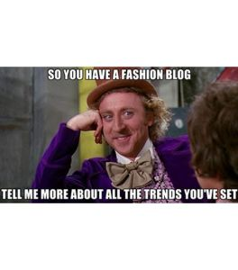 The Best Fashion Memes Of All Time   Who What Wear Pinterest