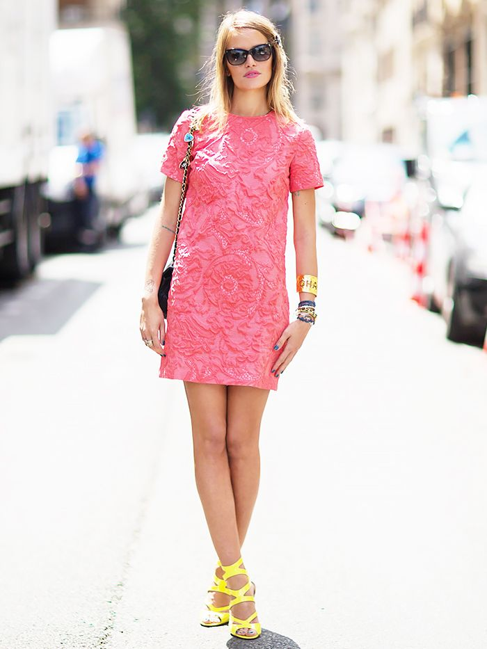 7 Color Combinations To Try With Your Shoes Amp Dresses