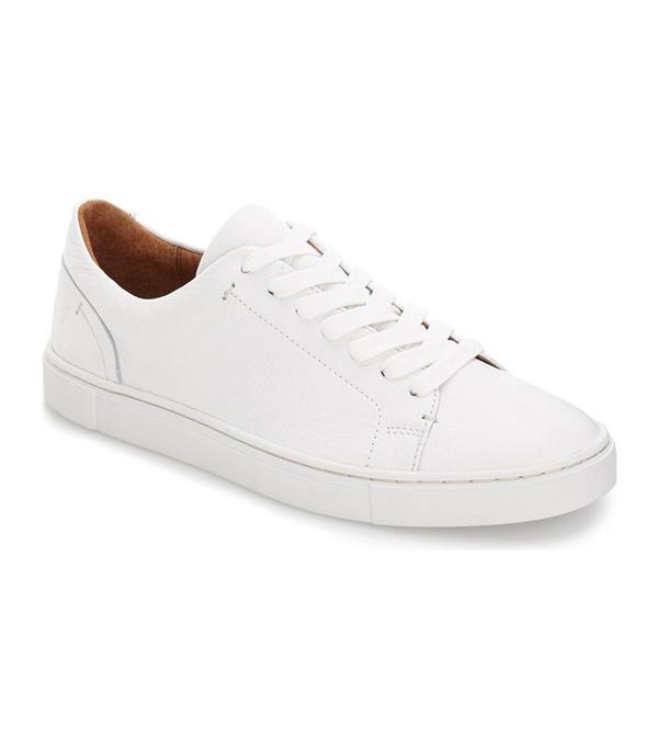 Best White Sneakers Frye Ivy