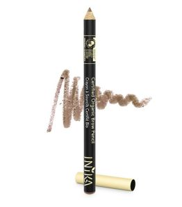 best organic makeup: Inika