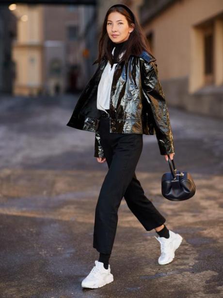 Bildresultat för stockholm fashion week january 2018 street style