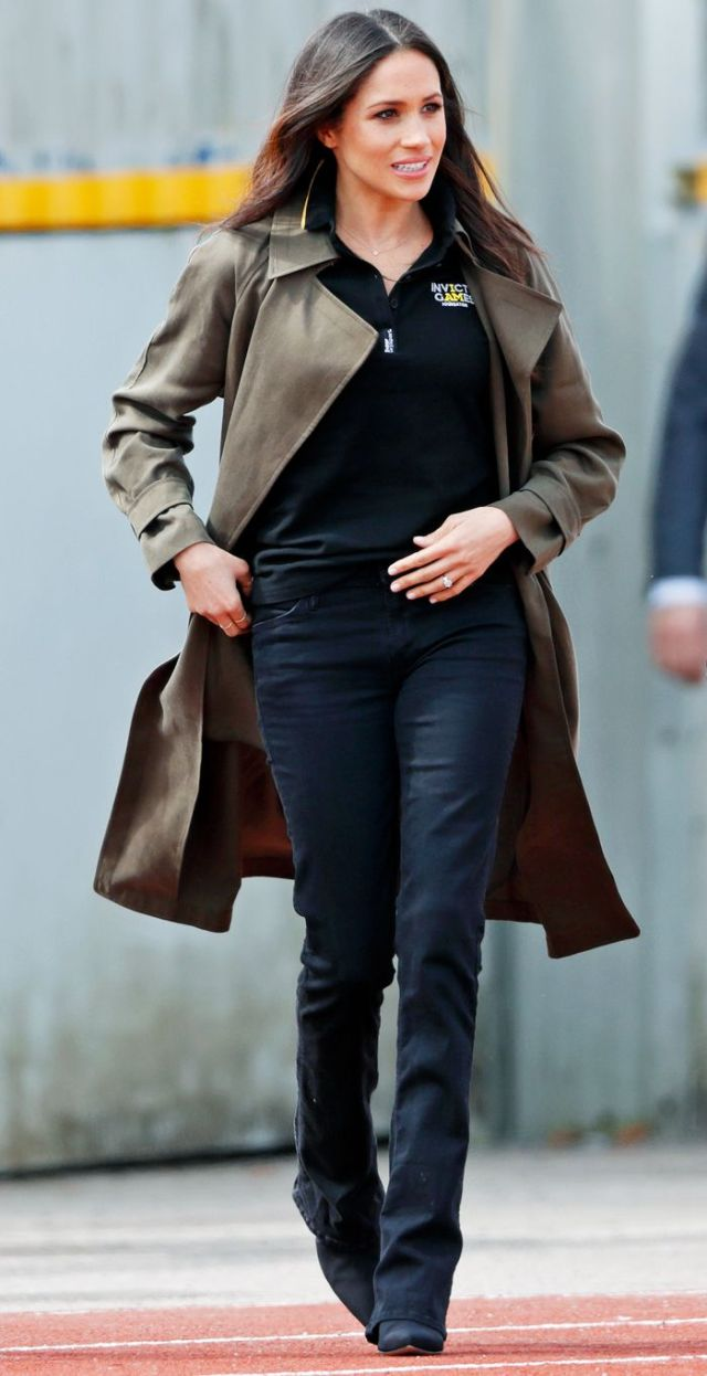 Meghan Markle and Her Jeans: A True Fashion Love Story 12