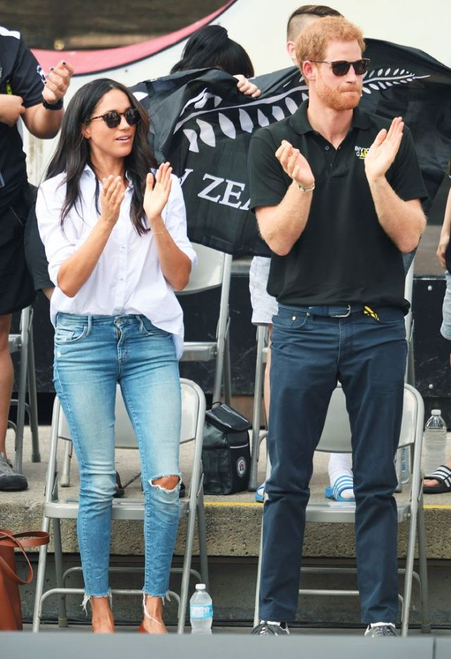 Meghan Markle and Her Jeans: A True Fashion Love Story 10
