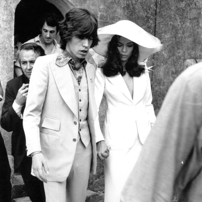 Bianca Jagger Is the Style Icon I Need to Dress Like | Who What Wear