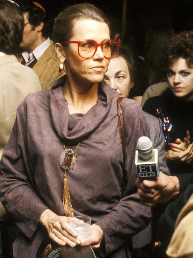 Eighties Fashion Trends: Geek-Chic Glasses