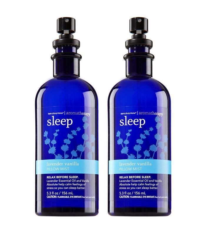 best pillow sprays for better sleep