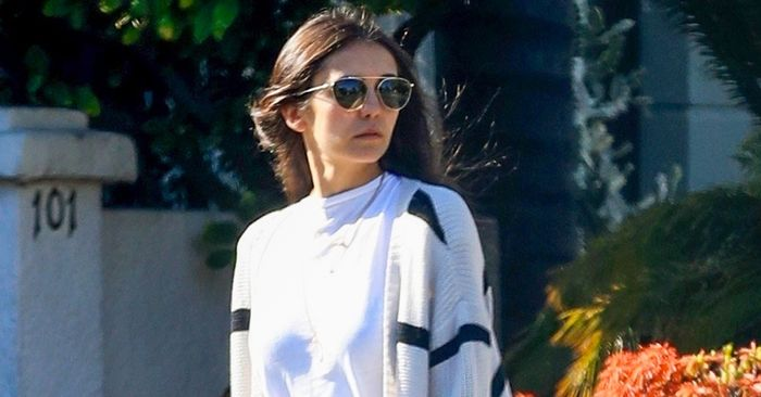 Nina Dobrev Wore Free People Jeggings With Amazon's Best $28