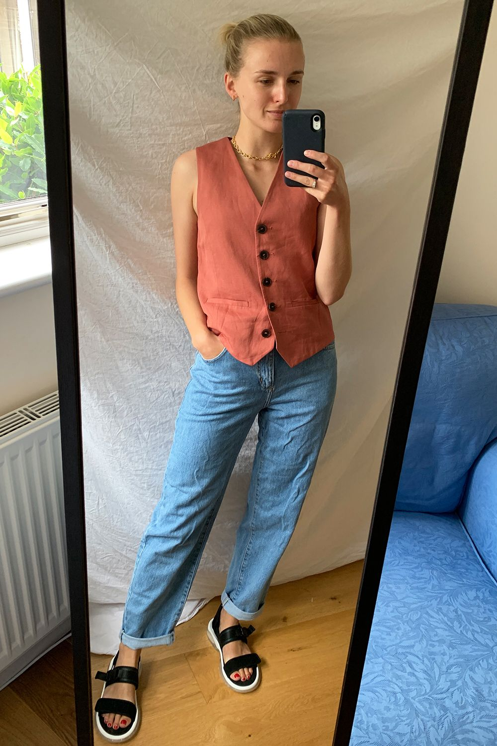 The High Street Sandals That Go With All Of Our WFH Outfits