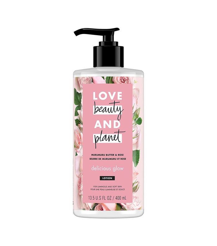 Love Beauty and Planet Delicious Glow Lotion