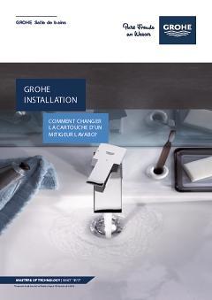 la cartouche d un robinet lavabo