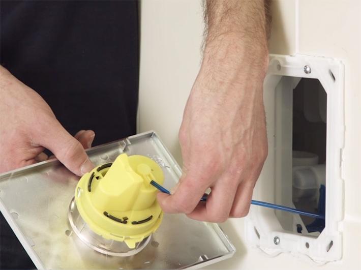 Comment Installer Un Wc Suspendu Tuto Grohe