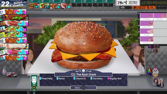 Cook, Serve, Delicious! 3?! screenshot 1
