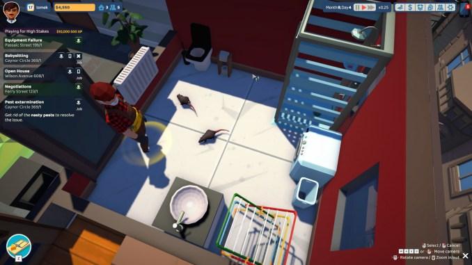 The Tenants screenshot 1