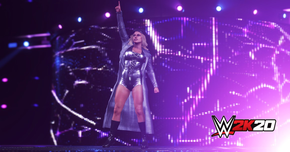 WWE 2K20  PREVIEW