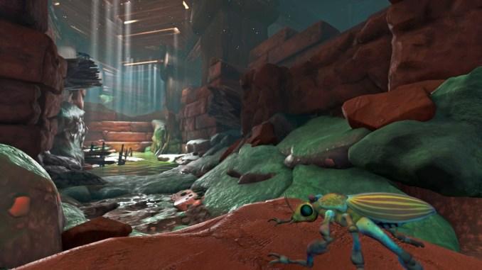 Metamorphosis screenshot 2