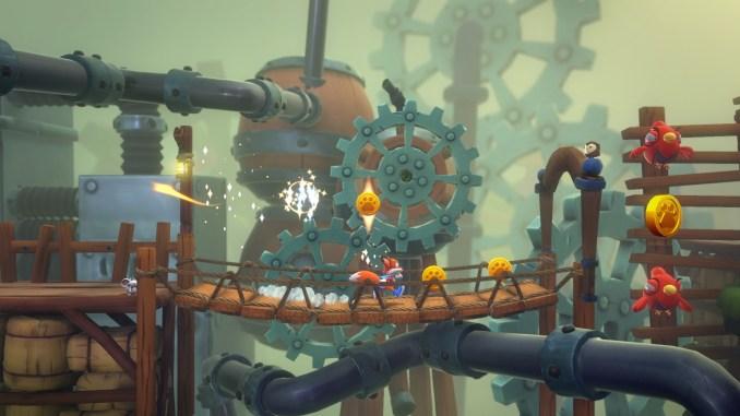 New Super Lucky's Tale screenshot 2