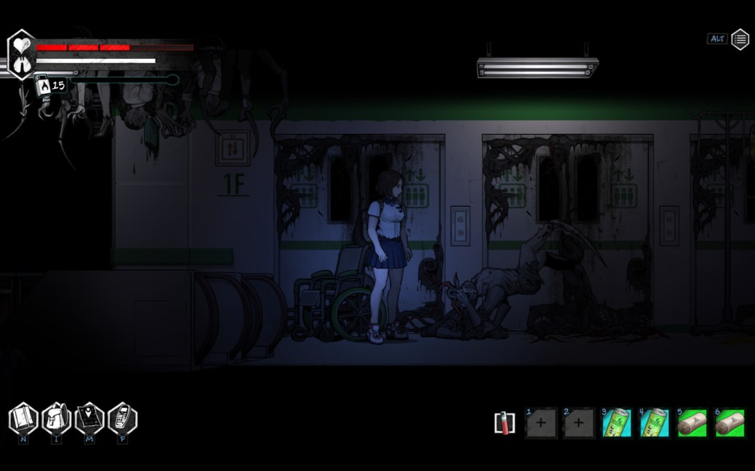 The Coma 2: Vicious Sisters  PREVIEW