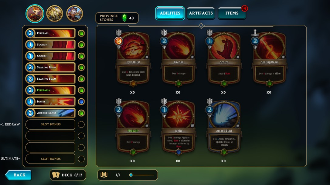 ARCANIUM: Rise of Akhan  PREVIEW