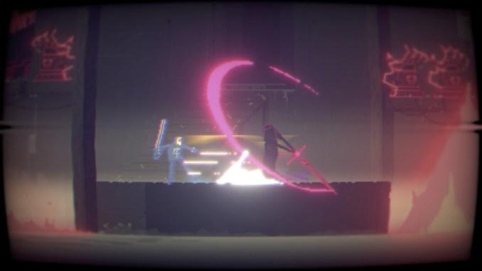 Narita Boy screenshot 1
