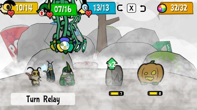 Bug Fables: The Everlasting Sapling screenshot 2