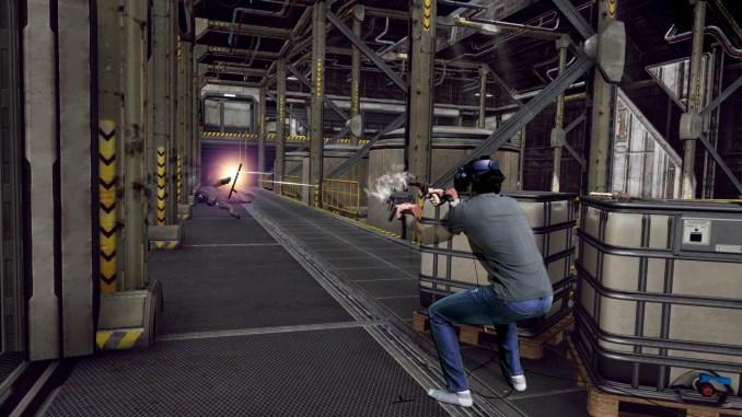 The Lost VR screenshot 3
