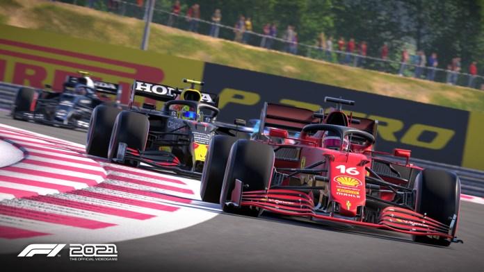 F1® 2021 Steam'de