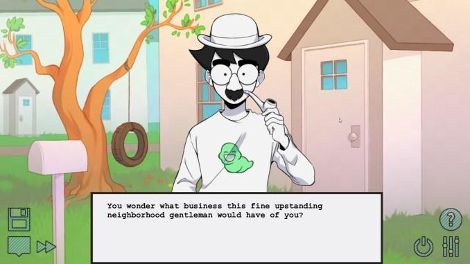 Pesterquest screenshot 1
