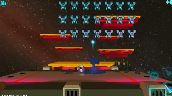 GALAXIUM gameplay