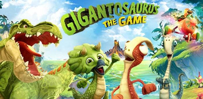 Gigantosaurus The Game on Steam